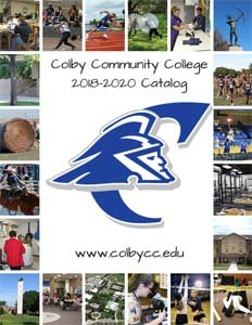 2018-2020 Academic Catalog cover