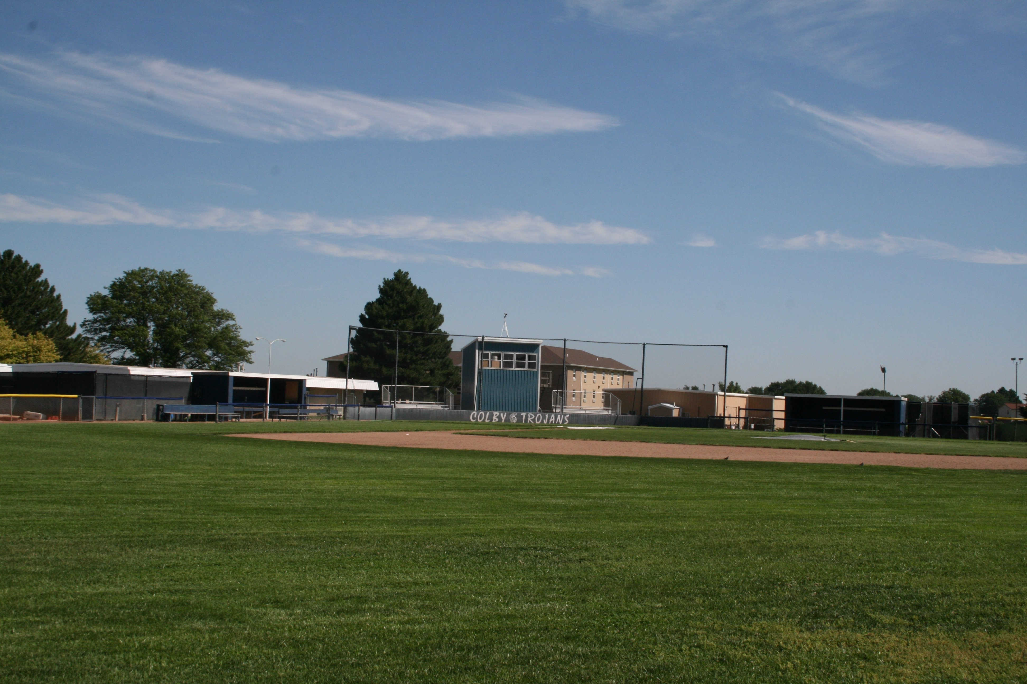 CCC Baseball Stands