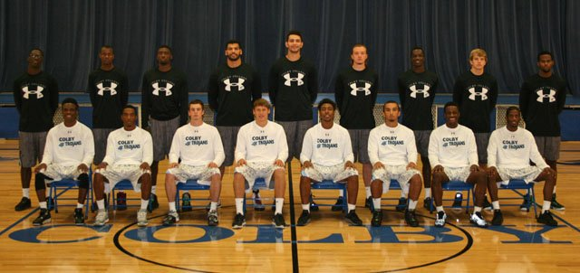 Mens basketball 2015