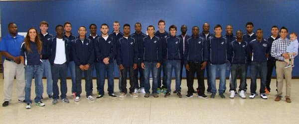 Men's XC and Track & Field Teams