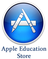 Apple Education Logo