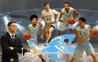 Flyer for men's basketball campus