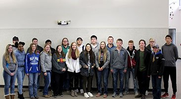 Students who earned Microsoft certifications in fall 2018