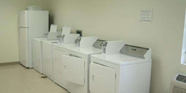 Shared Laundry Room